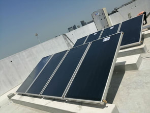 solar water heater dubai